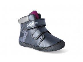 barefoot zimni obuv d d step 070 755a 2
