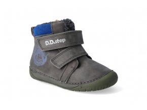 barefoot zimni obuv d d step 070 518a 2