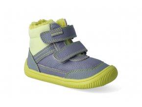 barefoot zimni obuv protetika tyrel green 3