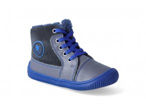 barefoot zimni obuv protetika amis grey 3