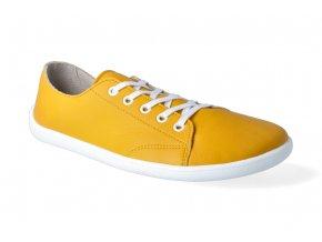 barefoot polobotky be lenka prime mustard 3