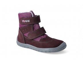 barefoot zimni obuv s membranou fare bare b5441291 2