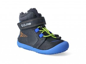 Barefoot zimní obuv D.D.step 063-465