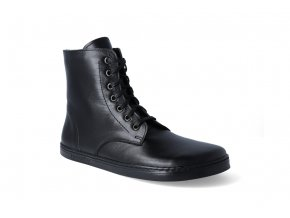 barefoot zimni obuv peerko go 2 0 black 2