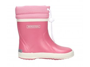 Gumáky Bergstein - Winterboot Pink