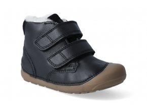 barefoot zimni obuv bundgaard petit mid winter black 2