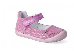 barefoot baleriny d d step 070 980a dark pink 3