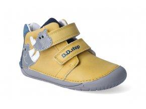 barefoot kotnikova obuv d d step 070 933a 3