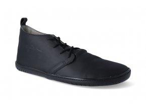 barefoot kotnikova obuv aylla tiksi cerne m 2