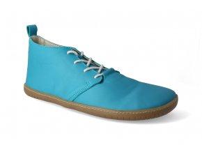 barefoot kotnikova obuv aylla tiksi tyrkysove m 2