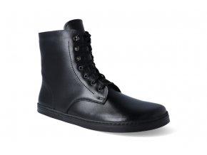 barefoot zimni obuv peerko frost 2 0 black 2