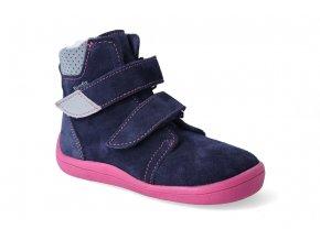 barefoot zimni obuv s membranou beda elisha 2020 2