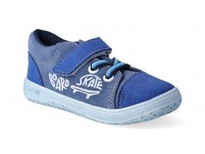 barefoot tenisky jonap b12 modra skate 2