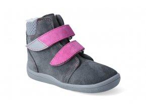 barefoot zimni obuv s membranou beda isabel 2020 2