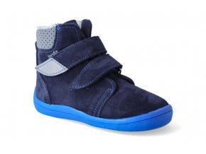 barefoot zimni obuv s membranou beda daniel 2020 2