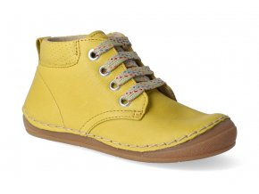 kotnikova obuv froddo flexible yellow tkanicka 2
