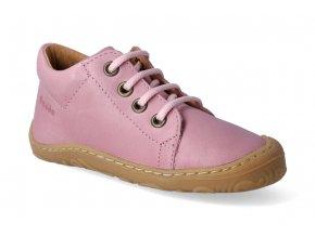kotnikova obuv froddo narrow pink tkanicka 3