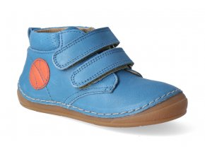 kotnikova obuv froddo flexible jeans s aplikaci 2 3