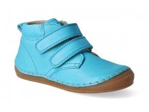 kotnikova obuv froddo flexible turquoise 2