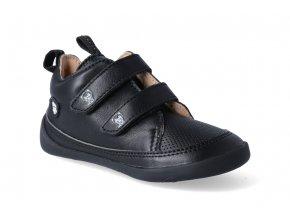 barefoot kotnikova obuv affenzahn minimal lowcut leather panther 3