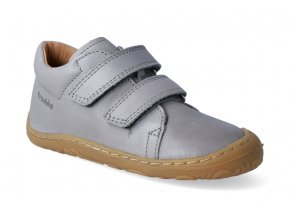 barefoot celorocni obuv froddo narrow light grey 2 3