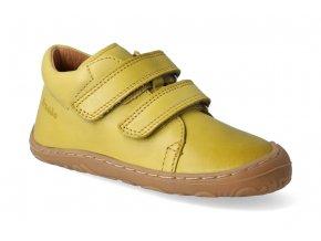 barefoot celorocni obuv froddo narrow yellow 2 3