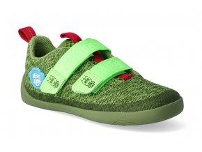 barefoot tenisky affenzahn minimal lowcut knit dragon 2