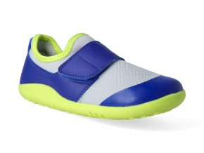 barefoot tenisky bobux dimension ii blueberry neon 3