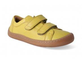 barefoot tenisky froddo bf yellow 3 2