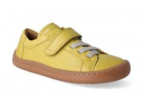 barefoot tenisky froddo bf yellow 4 2