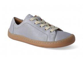 barefoot tenisky froddo bf light grey tkanicka 2