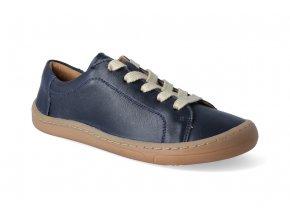barefoot tenisky froddo bf dark blue tkanicka 2 3