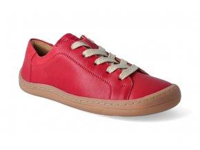 barefoot tenisky froddo bf red tkanicka 2 3