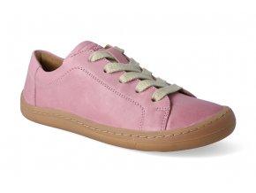barefoot tenisky froddo bf pink tkanicka 2 2