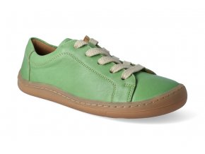 barefoot tenisky froddo bf olive tkanicka 2