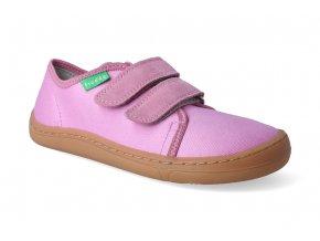 barefoot tenisky froddo bf pink platene 2