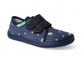 barefoot tenisky froddo bf blue platene 2