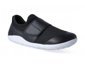 barefoot tenisky bobux dimension ii black white 2