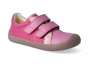 barefoot tenisky bundgaard walker pink 2