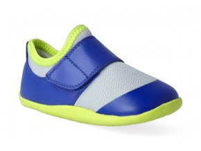 barefoot capacky bobux dimension ii blueberry neon 3