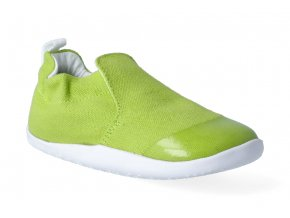 barefoot capacky bobux xplorer scamp lime 3