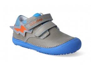 barefoot tenisky d d step 063 753a grey 3