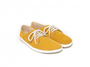 barefoot be lenka city mustard white 17347 size large v 1