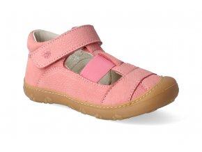 barefoot sandalky ricosta pepino lani strawberry barbados m 2