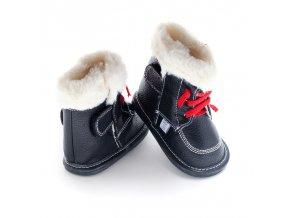 Zimní barefoot obuv Jack & Lily - Ainsley