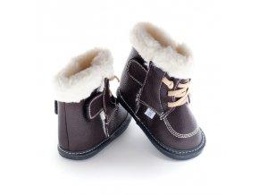Zimní barefoot obuv Jack & Lily - Jenson