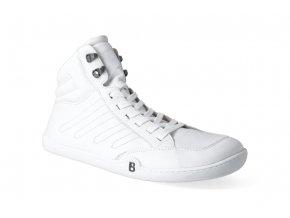 barefoot kotnikova obuv blifestyle urbanstyle nappa white 2