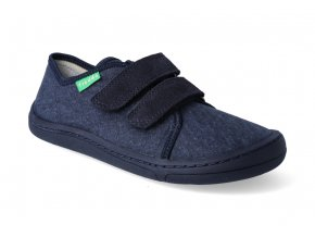 barefoot tenisky froddo bf dark blue platene 2