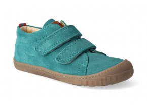 barefoot tenisky koel4kids bernardinho aqua 3