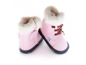 Zimní barefoot obuv Jack & Lily - Willow
